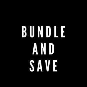 Bags - Bundle & Save